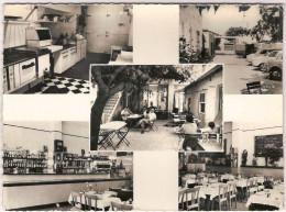 34 VALRAS PLAGE HOTEL RESTAURANT LA MEDITERRANEE 1960 - France