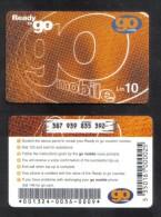 MALTA -  GO MOBILE    LM10  /   USED - 2000   ( DIFF.CARD 2 ) - Malta