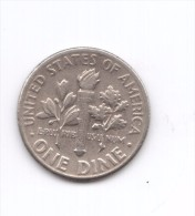 1 Dime 1976 USA (Id-500) - 1946-...: Roosevelt