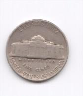 5 Cents 1940 USA (Id-460) - Bondsuitgaven