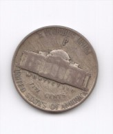 5 Cents 1943 USA (Id-465) - Bondsuitgaven