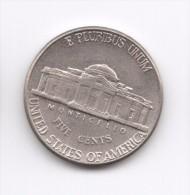 5 Cents 2000 USA (Id-468) - Bondsuitgaven