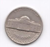5 Cents 1974 USA (Id-486) - Bondsuitgaven