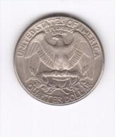 1/4  Quarter Dollar 1979 USA (Id-441) - Emissioni Federali