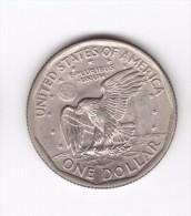 1 Dollar 1979 Moon USA (Id-436) - 1979-1999: Anthony