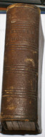 FRANCIA - ANTICO MESSALE DEL 1860, INCISIONI E SANTINI D'EPOCA - 1801-1900