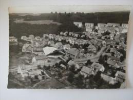 CPSM 90 En Avion Au Dessus De.. BELFORT Eglise STE THERESE Etat Des Tyravaux JAout 1962 - Belfort - Ville