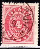 Iceland Scott #2 Used - Oblitérés
