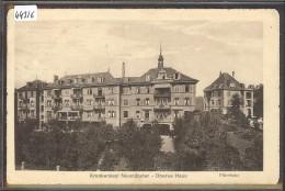 NEUMÜNSTER - KRANKENASYL - TB - ZH Zurich