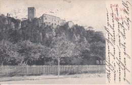 AK Baden Bei Wien - Ruine Rauhenstein - 1907 (16380) - Baden Bei Wien
