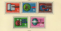 """PNG (1967)  - """"Enseignement Supérieur"""" Neufs** - Papouasie-Nouvelle-Guinée"""