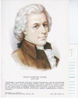 Russia USSR 1988 Wolfgang Amadeus Mozart, Composer Opera Music - Russia