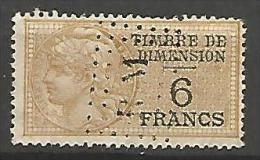 FISCAUX / DIMENSION N� 135 OBL