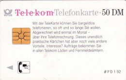 Phonecards: Germany - Five Different (G45-61A-2) - Germany