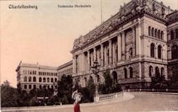 AK Berlin-Charlottenburg, Technische Hochschule - Charlottenburg