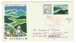 Japon // Japan // Nippon // FDC 1962 - FDC