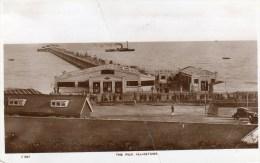 Postcard - Felixstowe Pier, Suffolk. F367 - Other