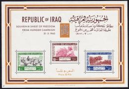 IRAQ - 1963 - SHEETLET MNH - BF N°4 ** - Iraq