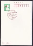 Japan Commemorative Postmark, Linear Motor Car Test Line Train (jc7420) - Japan