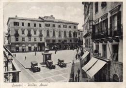 SASSARI - PIAZZA  AZUNI - VIAGGIATA - Sassari
