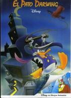 - EL PATO DARWING . DISNEY . EDICIONES BEASCOA S.A. . 1994 . - Autres