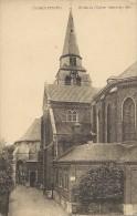 Steynockerzeel  -   Entrée De L'Eglise;   Ingang Der Kerk - Steenokkerzeel