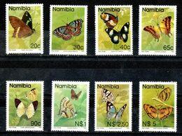Namibia 1993 - Farfalle Butterflies MNH ** - Namibia (1990- ...)