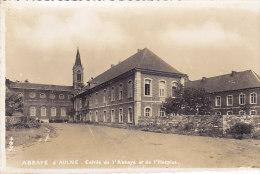 Abbaye D'Aulne - Entrée De L'Abbaye Et De L'Hospice (Mosa 4801) - Thuin