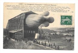(5065-00) Dirigeable Français Clément Bayard - Airships
