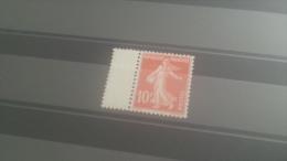 LOT 265375 TIMBRE DE FRANCE NEUF** N�135 VALEUR 35 EUROS