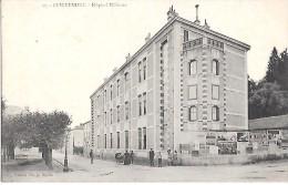 REMIREMONT     ( 88 )  -  Hôpital  Militaire - Remiremont