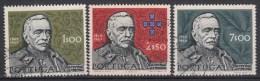 PORTUGAL - Michel - 1970 - Nr 1099/01 - Gest/Obl/Us - 1910-... République