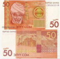 Kirgikistan 50 Som - Kirghizistan