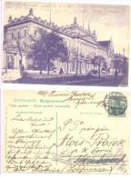LEIPZIG UNIVERSITAT YEAR 1907 - Leipzig