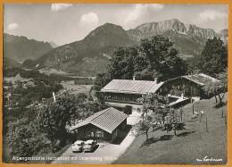 AK ´Hochlenzer´ Bei Berchtesgaden ~ 1963 - Berchtesgaden