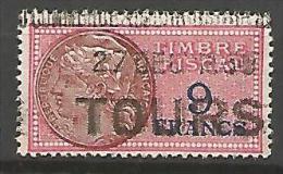 FISCAL  N° 141a  OBL - Fiscaux