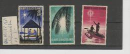 Gil Mi.Nr. 185-87, Weihnachten ** - Vanuatu (1980-...)