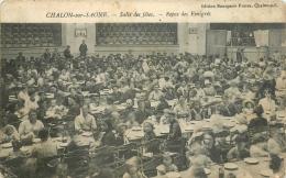 D 71 - CHALON SUR SAONE - Salle Des Fetes -repas Des émigrés - 774 A - Chalon Sur Saone