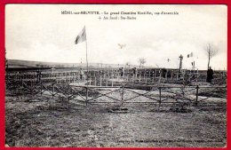88 MENIL-sur-BELVITTE - Le Grand Cimetière LNord-Est, Vue D'ensemble - Francia