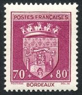 FRANCE 1941 - Yv. 529 **   Cote= 3,00 EUR - Armoiries : Bordeaux ..Réf.FRA27421 - France
