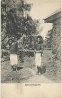 Native Police Fiji Pub Morris Hedstrom Levuka Fiji - Fidji