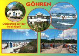 POSTAL GOHREN - Göhren