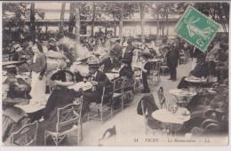 VICHY : LA RESTAURATION - SERVEUR - GARCON - BONJOUR DE VICHY - 2 SCANS - - Vichy