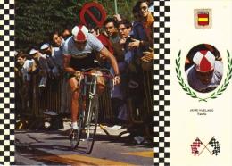 Jaime Huelamo  (Espagne)  -  Serie Ciclismo/Cyclisme  -  CPM - Cycling