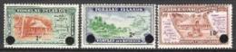 Tokelau 1967 Polynesien Inseln Atolle Bev�lkerung Eingeborener Menschen H�tte Huts Landkarten Karten, Mi. 6-8 **