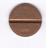 Gettone Telefonico 7804 Token - (Id-289) - Professionali/Di Società