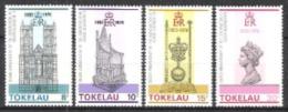 Tokelau 1978 Geschichte Pers�nlichkeiten Royals Queen Kr�nung K�nigin Elisabeth II. Westminster Thron, Mi. 54-7 **