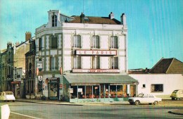 NOYON . '' Le Paris '' . Bar-Tabac-Hôtel-Restaurant-Taxi . - Noyon