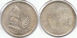 EGIPTO POUND FAO 1982 PLATA SILVER F1 - Egipto