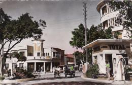 AinTaya - (Alger) - La Mairie Et La Poste (station Essence Total) - Algeri